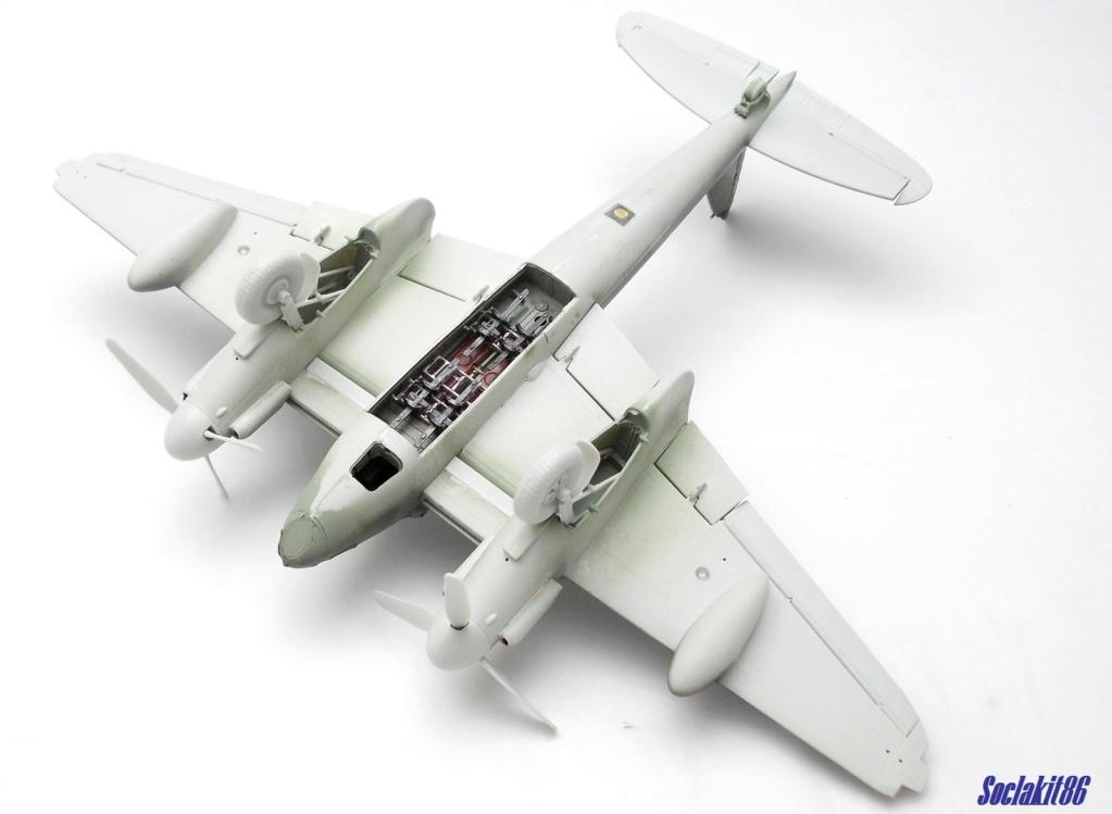 De Havilland  DH-98 Mosquito B mark IV (Revell 04555 au 1/48 ) - Page 2 M4816