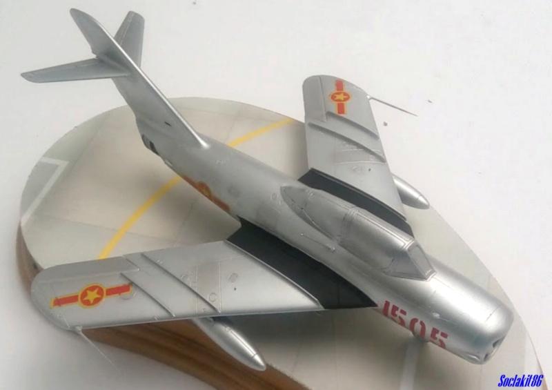 Shenyang JJ-5 Armée de l'air Nord Vietnamienne (Hobby Boss 1/48) - Page 4 M4829