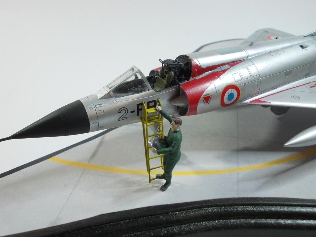Mirage III C ( Eduard Profipack  8101) M4910
