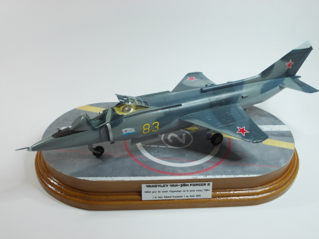 Yak-38M Forger A ( Hobby Boss 80362 1/48 ) ... - Page 4 M4911