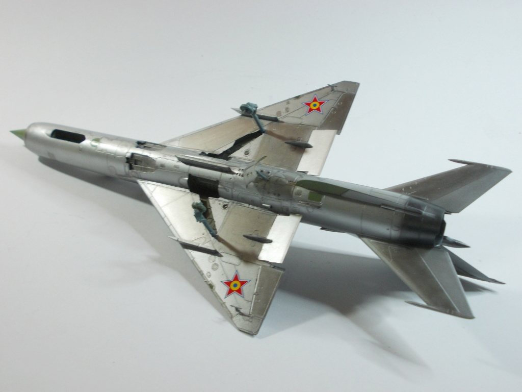 MiG-21 RFMM Izdeliye 94A Fishbed F ( Eduard + Bidouille 1/48 ) - Page 2 M4912