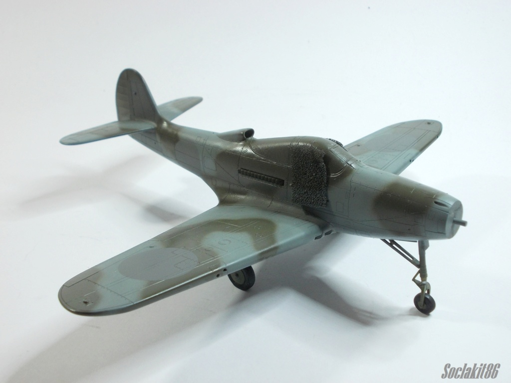 Bell P-400 aux couleurs Russes ( Eduard 1/48) - Page 2 M5014