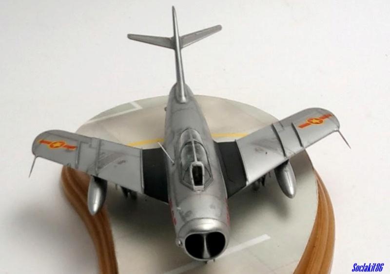 Shenyang JJ-5 Armée de l'air Nord Vietnamienne (Hobby Boss 1/48) - Page 4 M5023