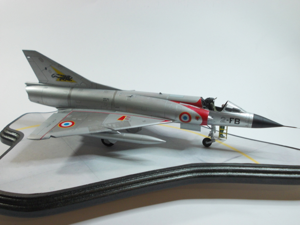 Mirage III C ( Eduard Profipack  8101) M5110