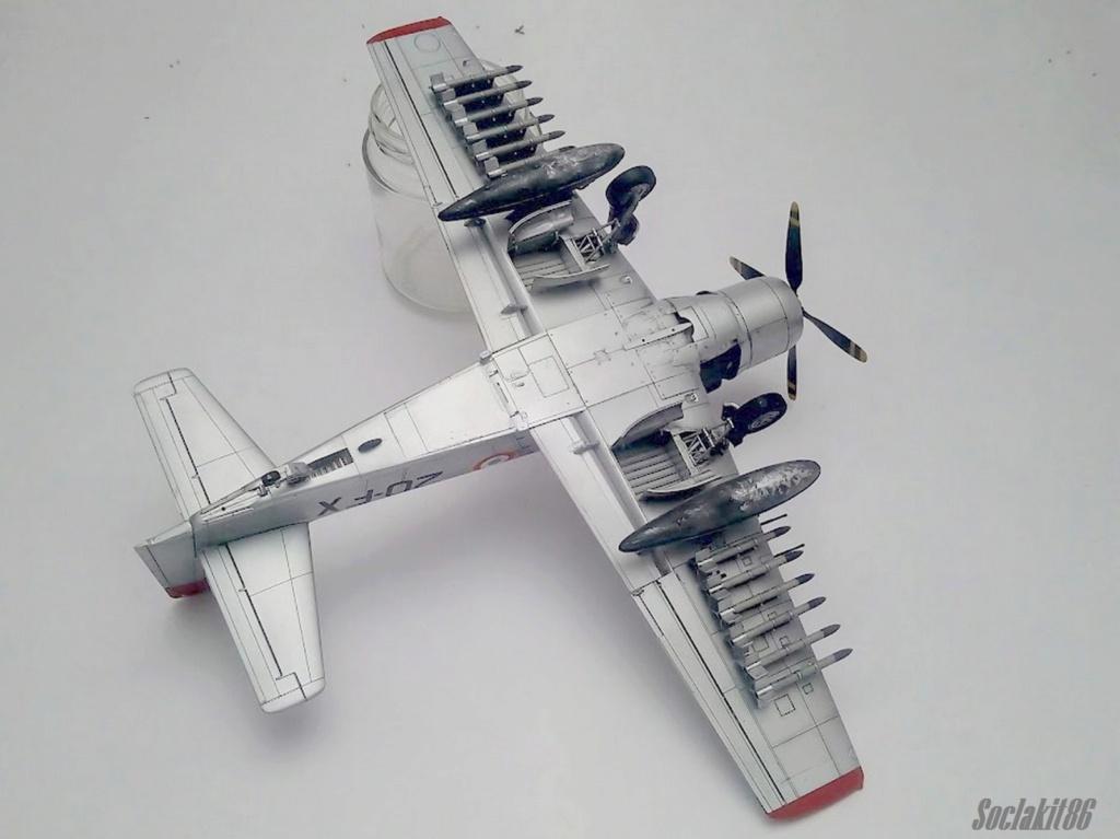 AD-4 Skyraider n°123895 /SFERMA 110 de l'EC 3/20  (Tamiya 1/48) - Page 2 M5119