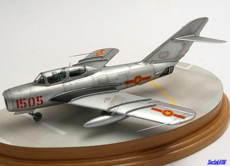 Shenyang JJ-5 Armée de l'air Nord Vietnamienne (Hobby Boss 1/48) - Page 4 M5130