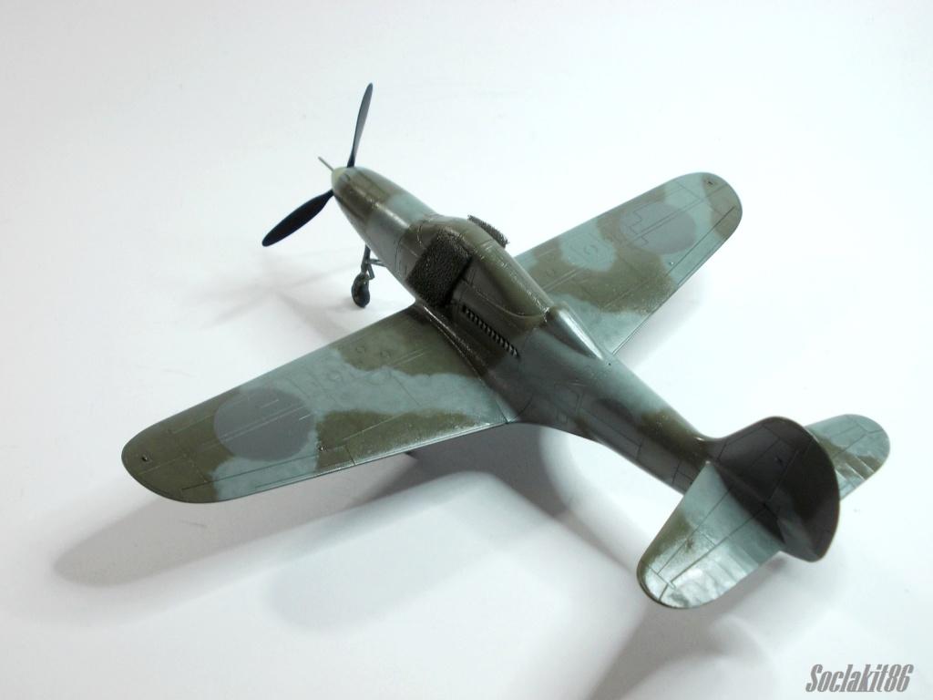 Bell P-400 aux couleurs Russes ( Eduard 1/48) - Page 2 M5213