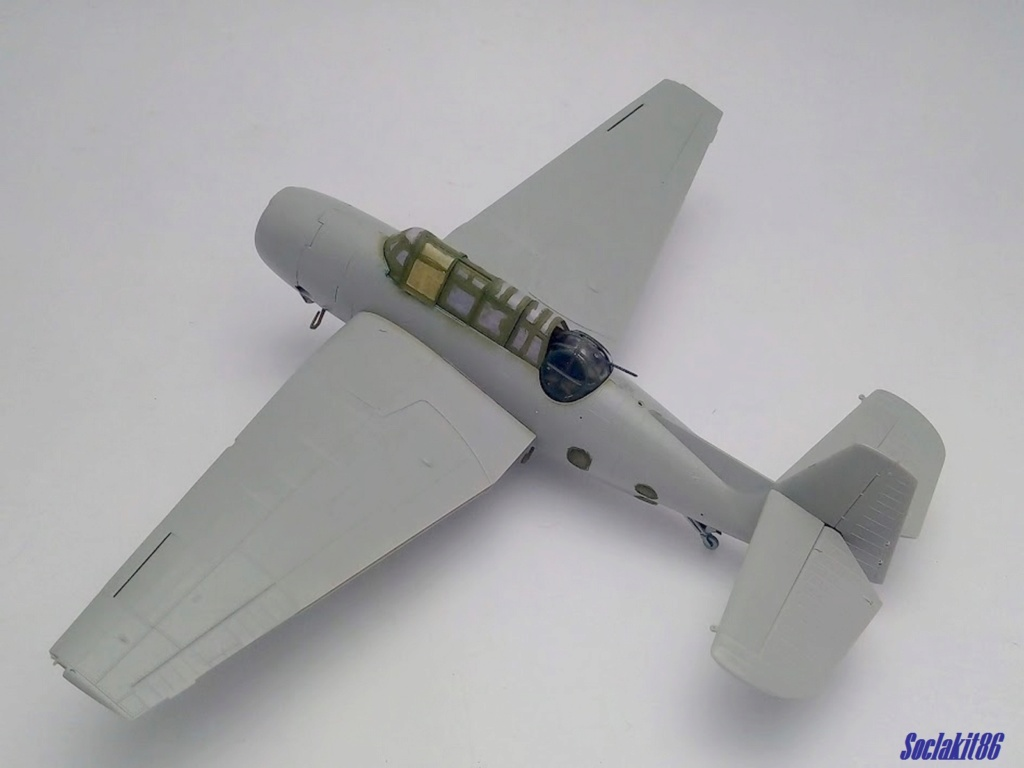 Grumman TBF-1C Avenger (Hobby Boss 1/48) - Page 2 M5218