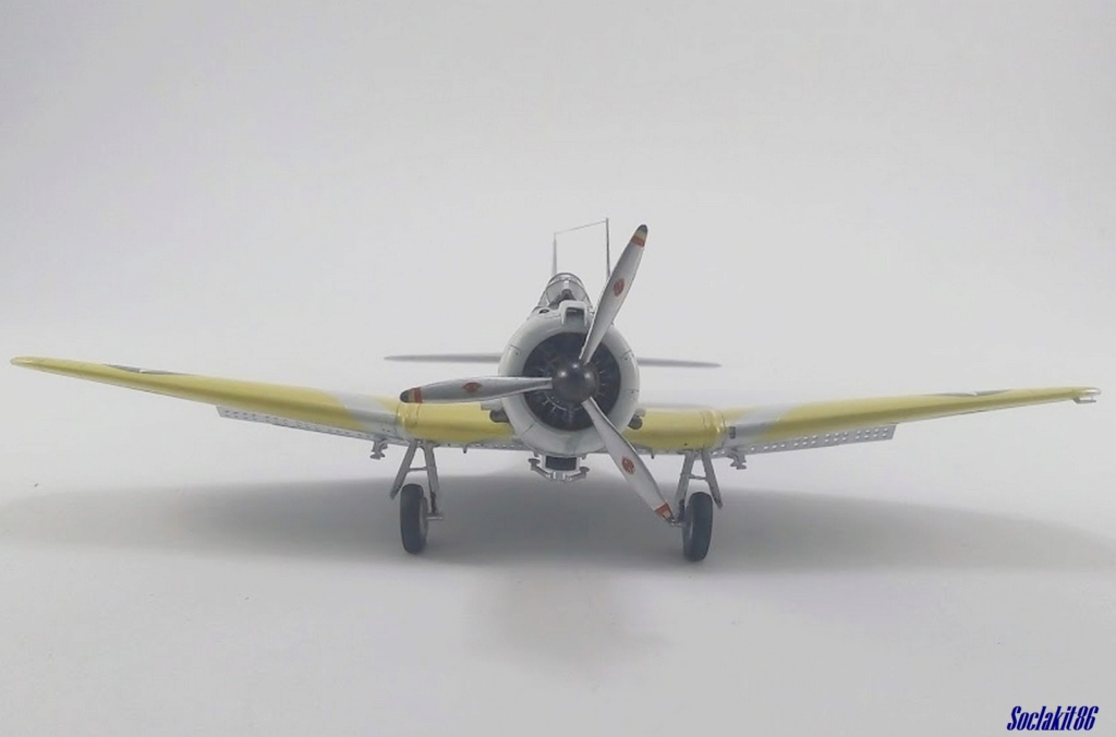 """Douglas SBD-1 Dauntless (Accurate Miniature 1/48) """"The US Marines Corps Golden Wings"""" - Page 4 M5223"""