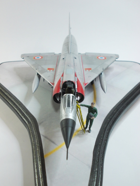 Mirage III C ( Eduard Profipack  8101) M5310