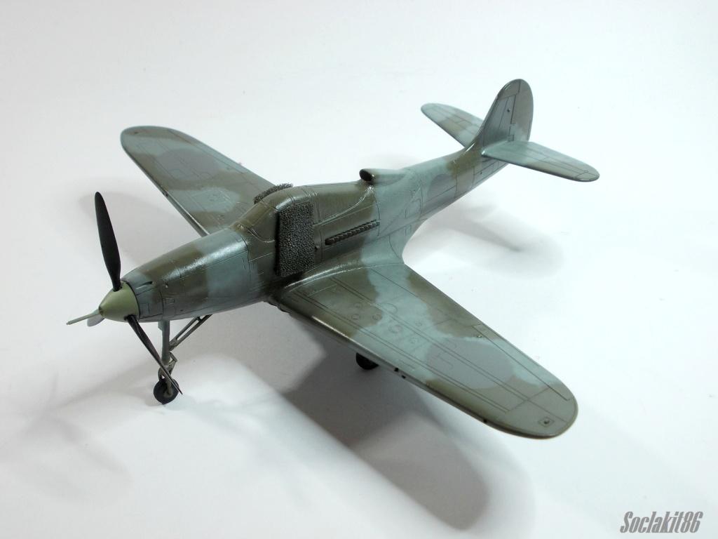 Bell P-400 aux couleurs Russes ( Eduard 1/48) - Page 2 M5313