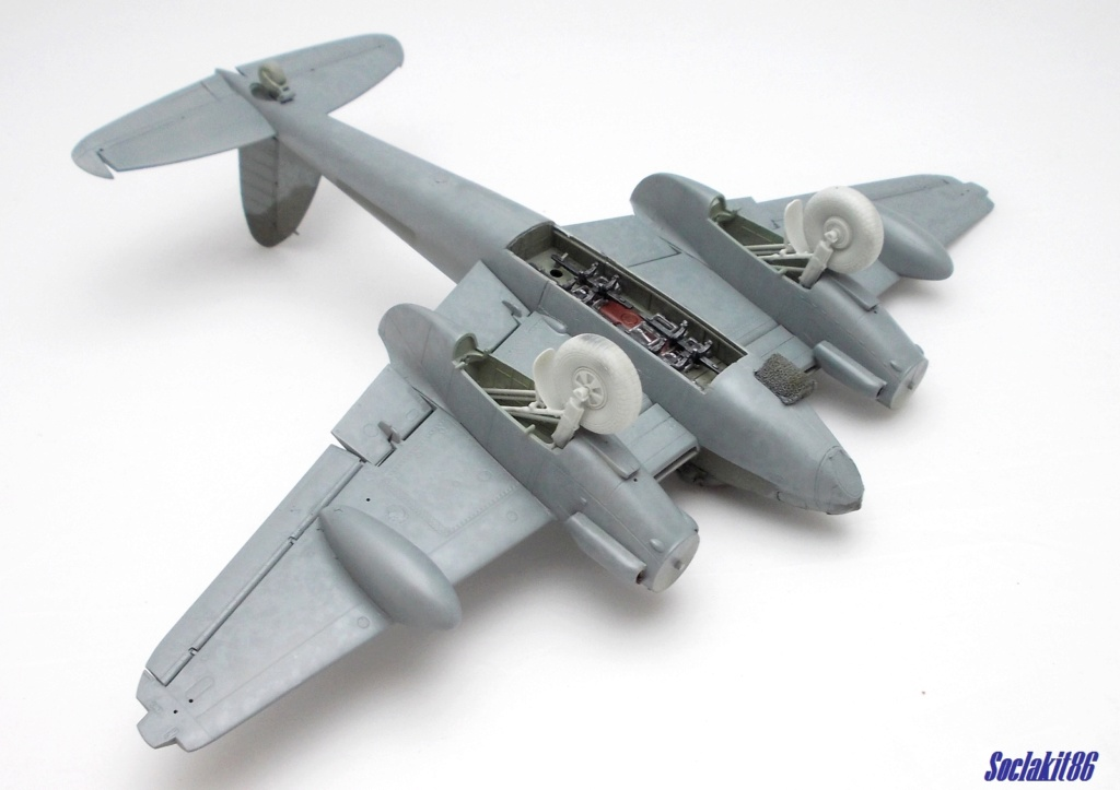De Havilland  DH-98 Mosquito B mark IV (Revell 04555 au 1/48 ) - Page 3 M5315