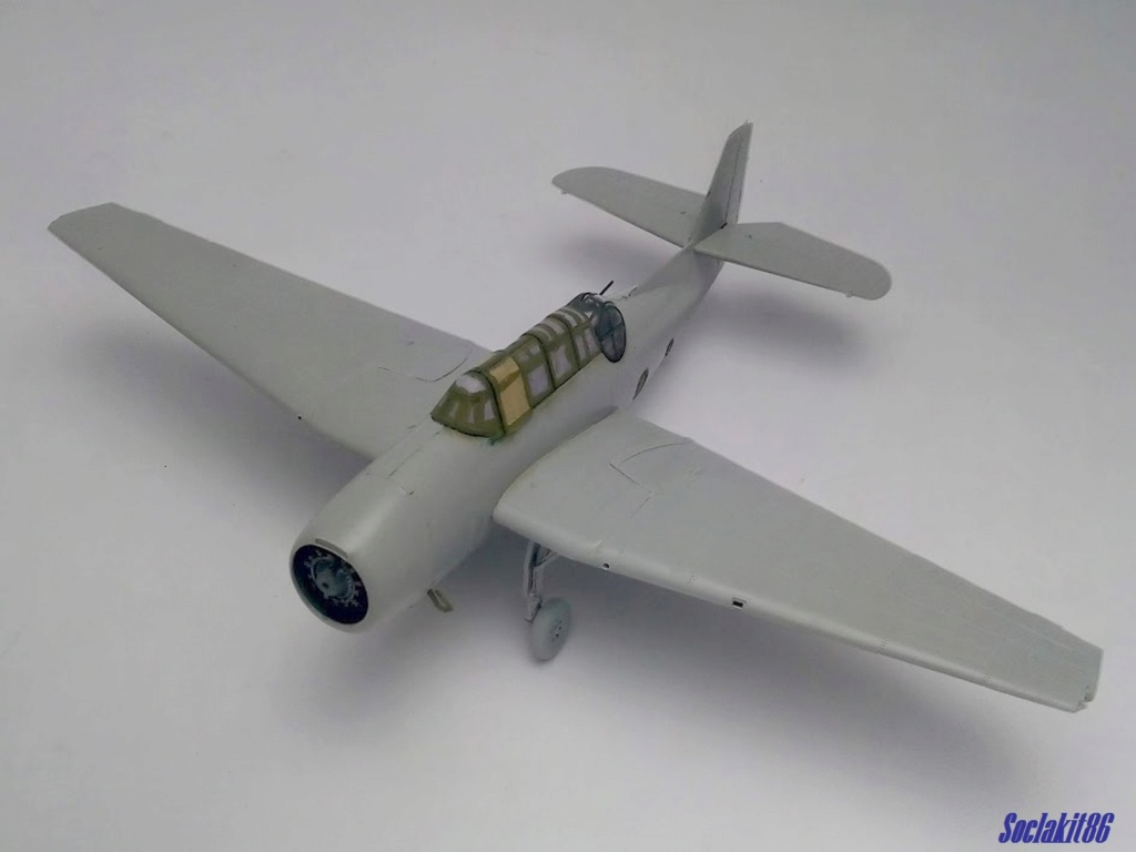 Grumman TBF-1C Avenger (Hobby Boss 1/48) - Page 2 M5317