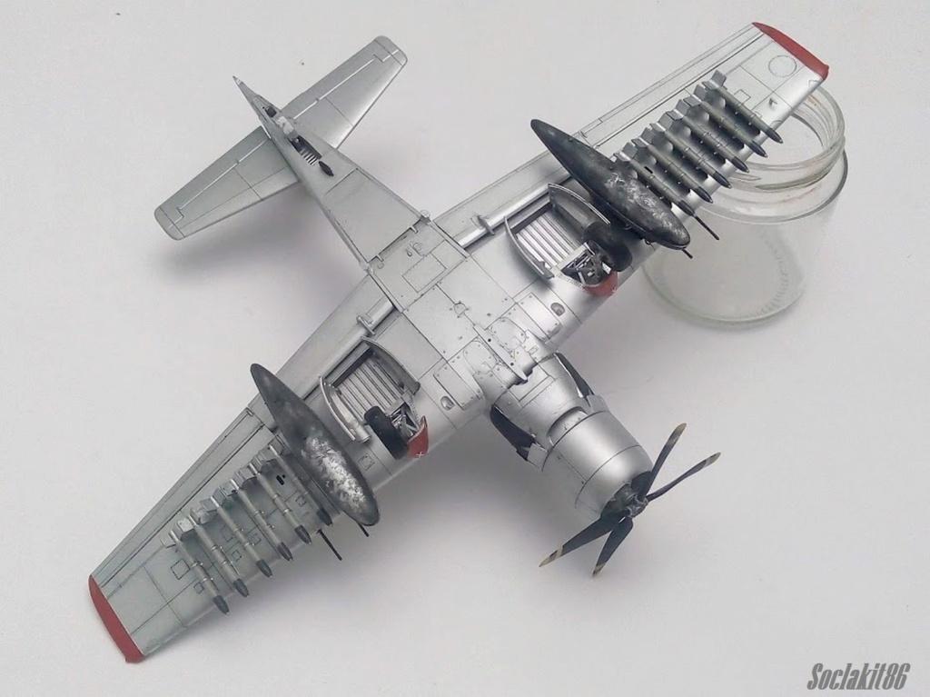 AD-4 Skyraider n°123895 /SFERMA 110 de l'EC 3/20  (Tamiya 1/48) - Page 2 M5319