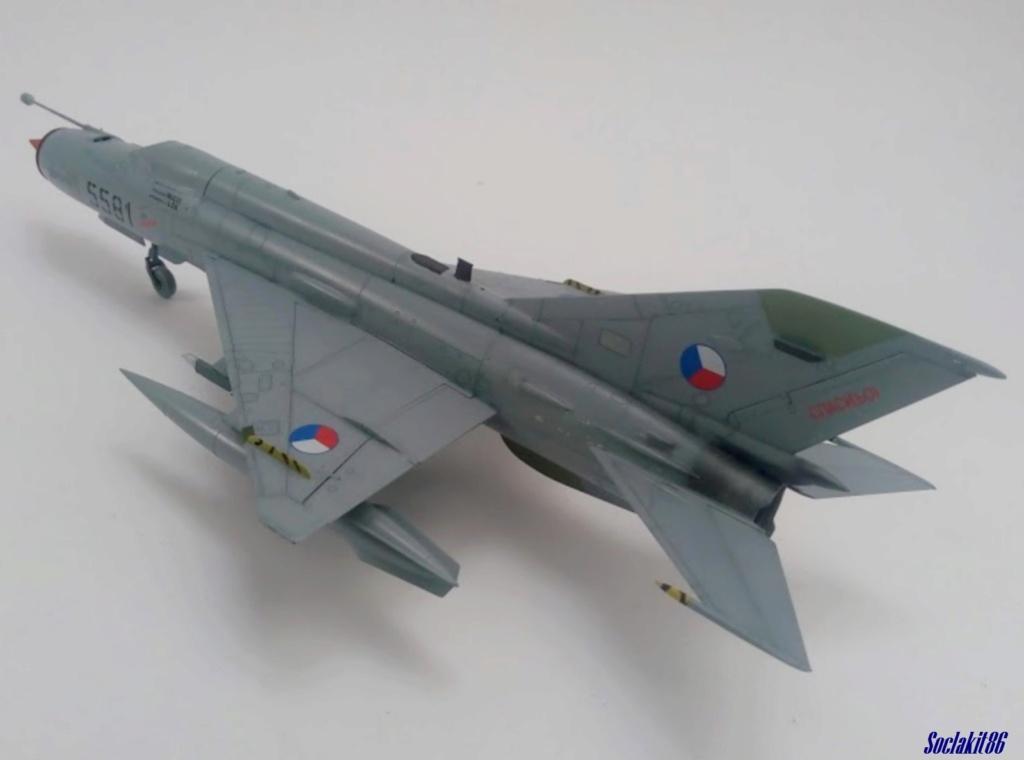 MiG-21 MFN (Eduard 1/48) - Page 4 M5328
