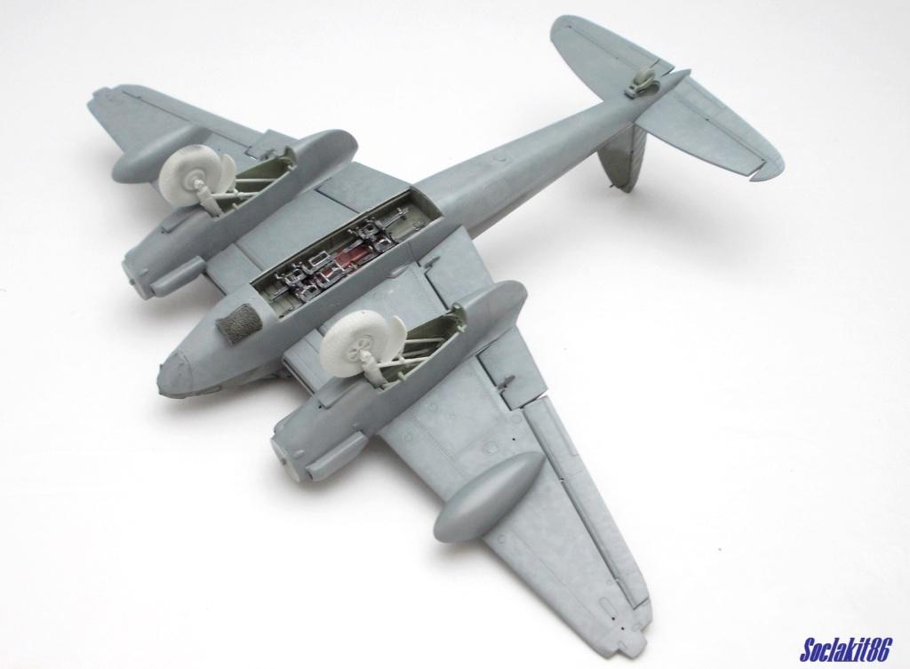 De Havilland  DH-98 Mosquito B mark IV (Revell 04555 au 1/48 ) - Page 3 M5415