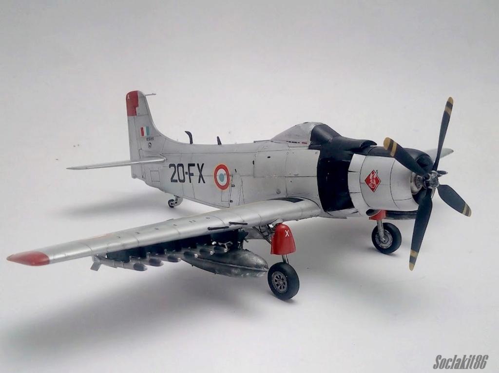 AD-4 Skyraider n°123895 /SFERMA 110 de l'EC 3/20  (Tamiya 1/48) - Page 2 M5419