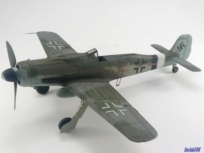 Focke Wulf FW 190D-9 W.Nr. 500647 du 7/JG-26 - Hustedt 1945 (Revell 1/32) - Page 4 M5436