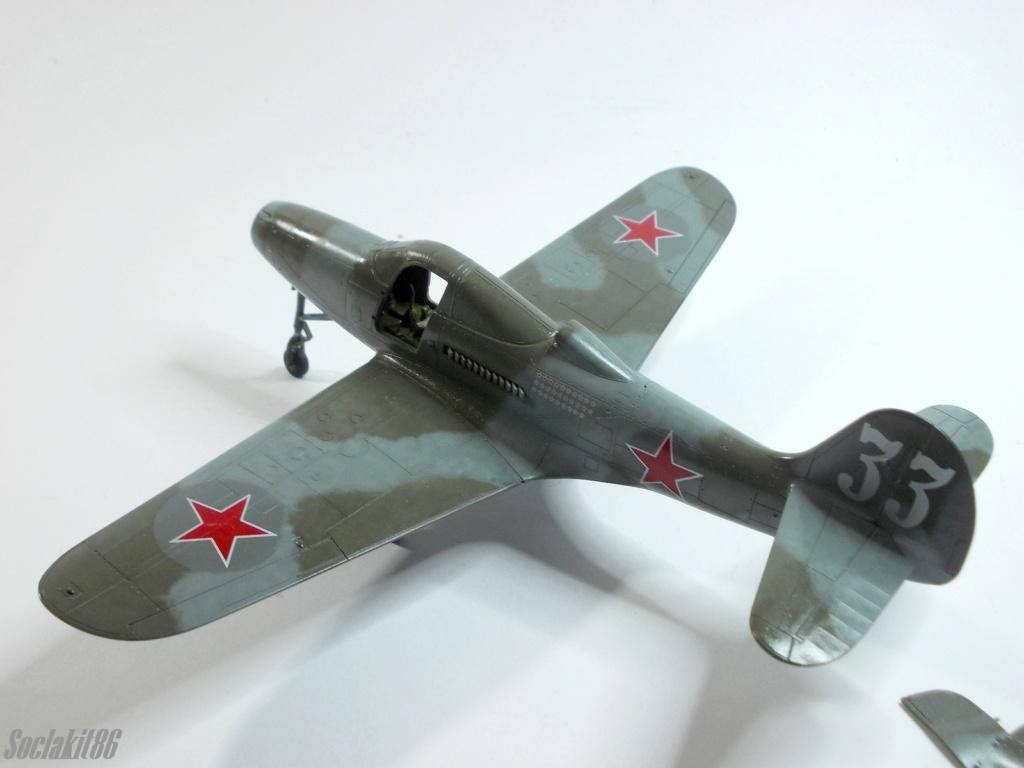 Bell P-400 aux couleurs Russes ( Eduard 1/48) - Page 3 M5612