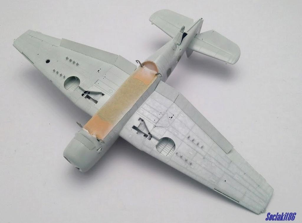 Tests et essais à l'aérographe...... M5620