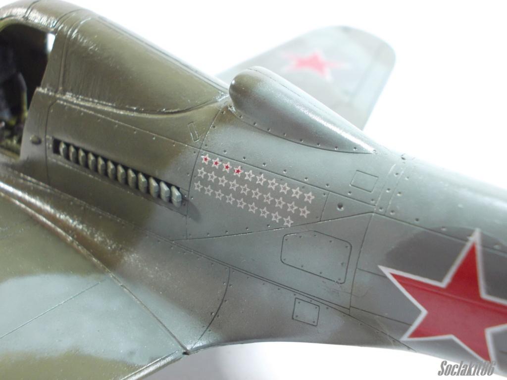Bell P-400 aux couleurs Russes ( Eduard 1/48) - Page 3 M5713