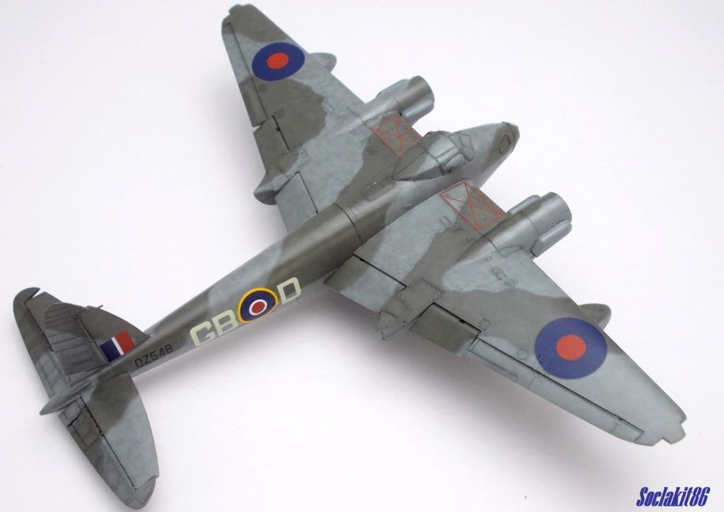 De Havilland  DH-98 Mosquito B mark IV (Revell 04555 au 1/48 ) - Page 3 M5715