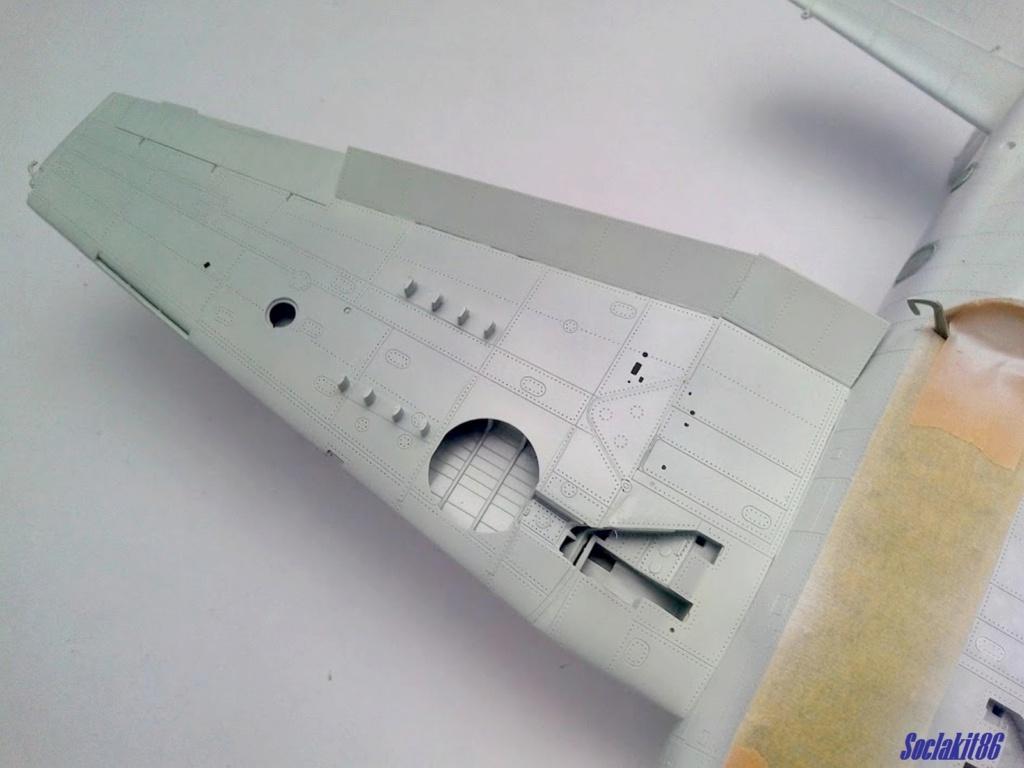 Tests et essais à l'aérographe...... M5721