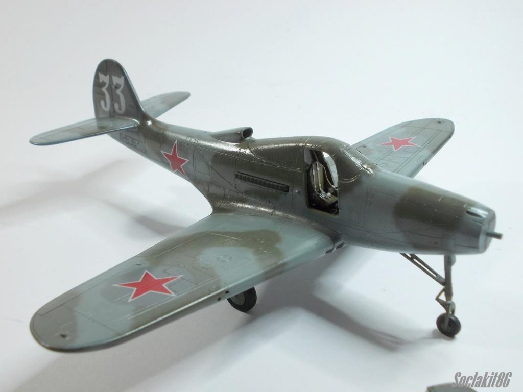 Bell P-400 aux couleurs Russes ( Eduard 1/48) - Page 3 M5913