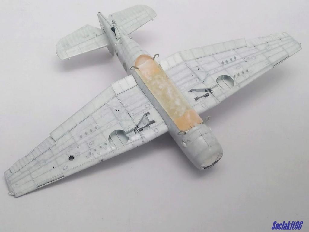 Tests et essais à l'aérographe...... M5919