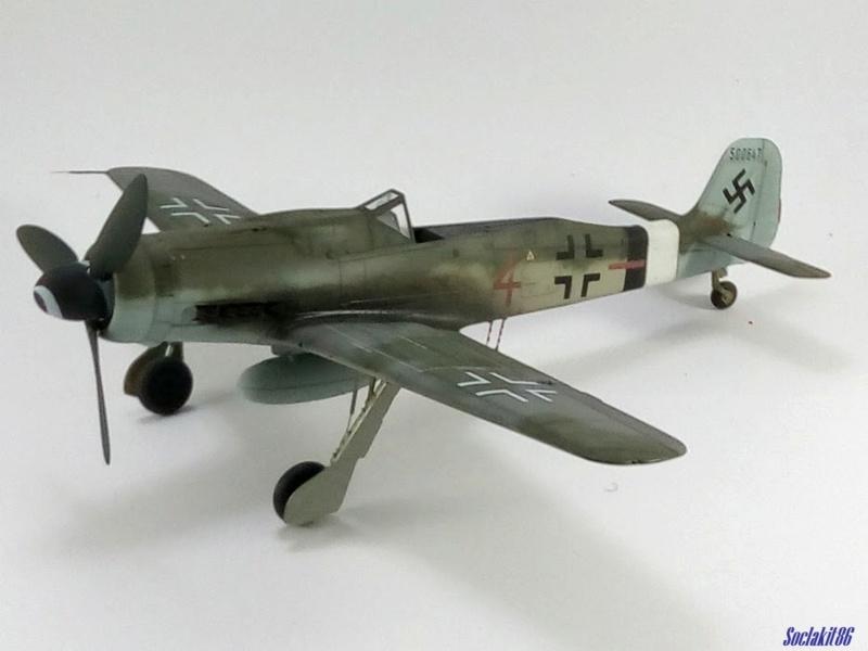 Focke Wulf FW 190D-9 W.Nr. 500647 du 7/JG-26 - Hustedt 1945 (Revell 1/32) - Page 4 M5931