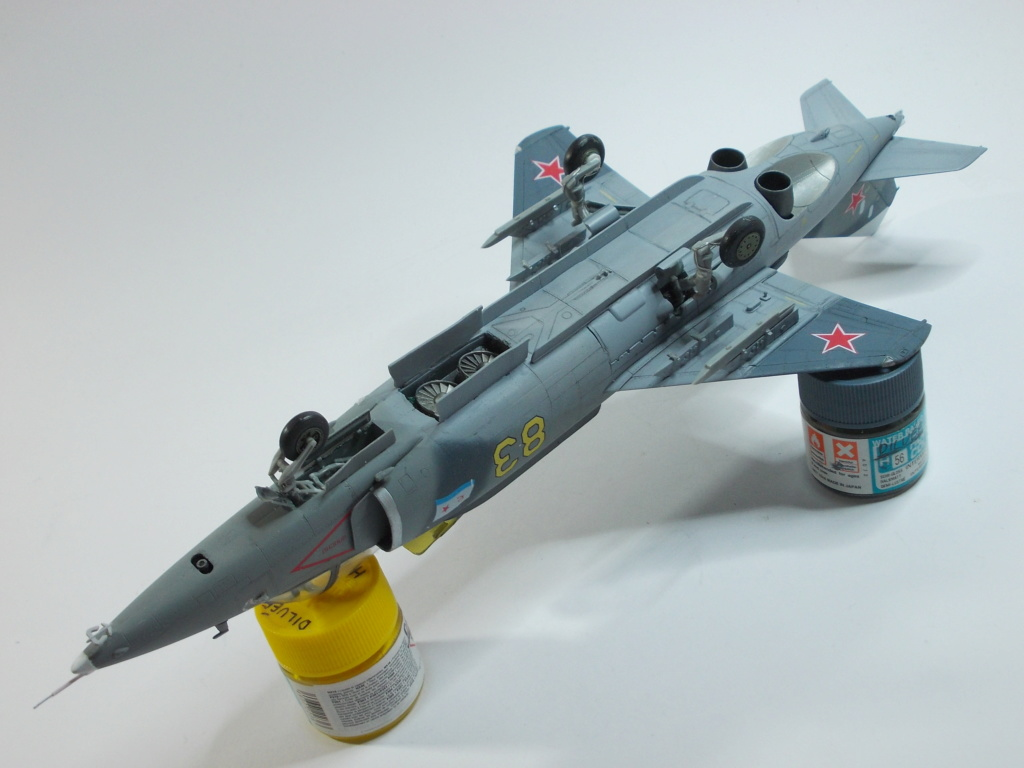 Yak-38M Forger A ( Hobby Boss 80362 1/48 ) ... - Page 5 M6010
