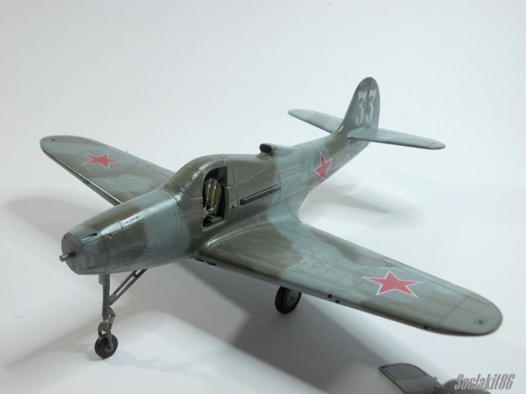 Bell P-400 aux couleurs Russes ( Eduard 1/48) - Page 3 M6011
