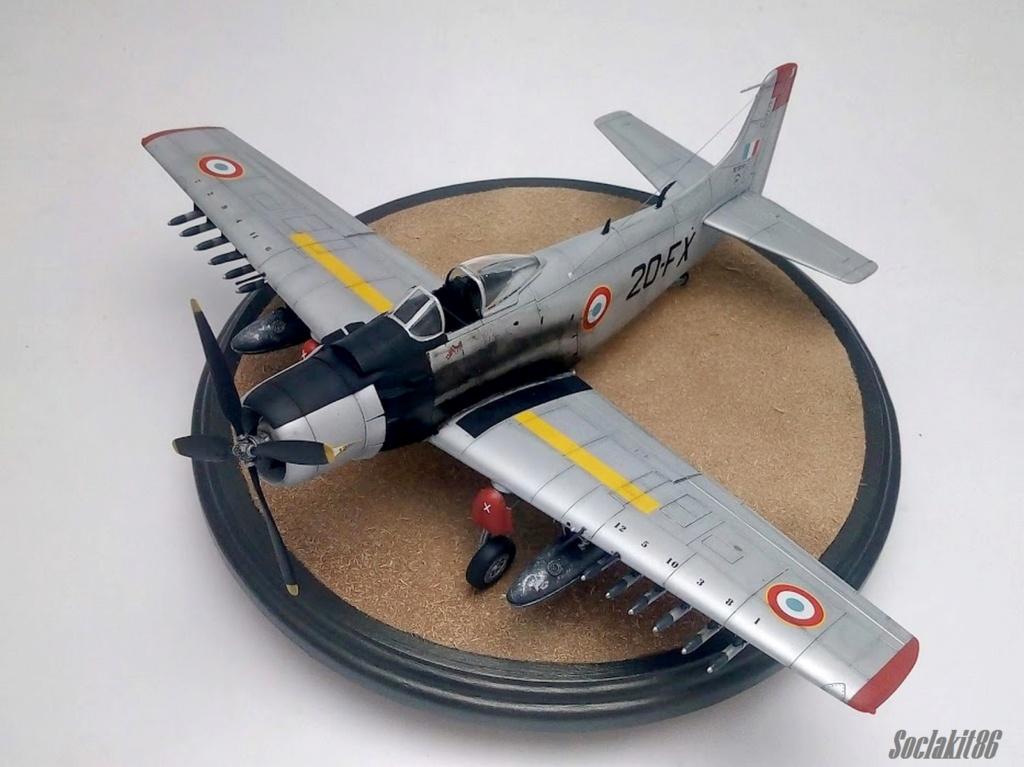 AD-4 Skyraider n°123895 /SFERMA 110 de l'EC 3/20  (Tamiya 1/48) - Page 3 M6015