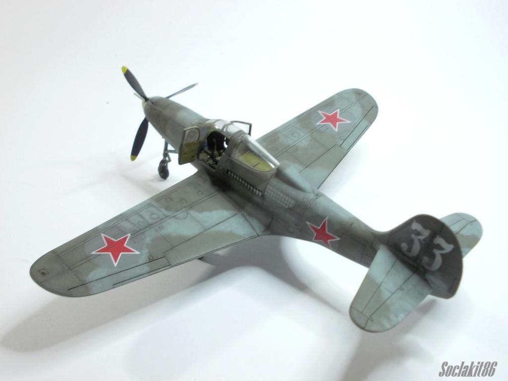 Bell P-400 aux couleurs Russes ( Eduard 1/48) - Page 3 M6111