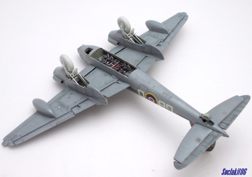 De Havilland  DH-98 Mosquito B mark IV (Revell 04555 au 1/48 ) - Page 3 M6112
