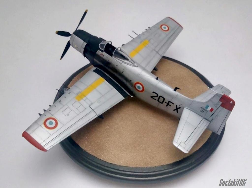 AD-4 Skyraider n°123895 /SFERMA 110 de l'EC 3/20  (Tamiya 1/48) - Page 3 M6115