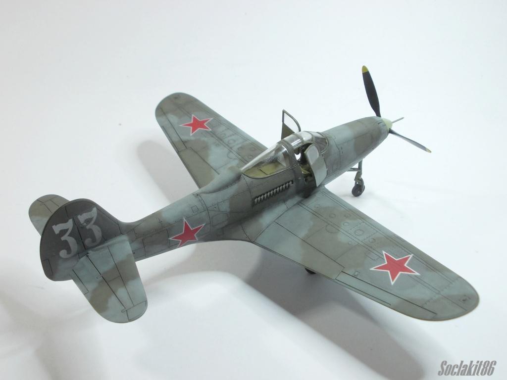 Bell P-400 aux couleurs Russes ( Eduard 1/48) - Page 3 M6211