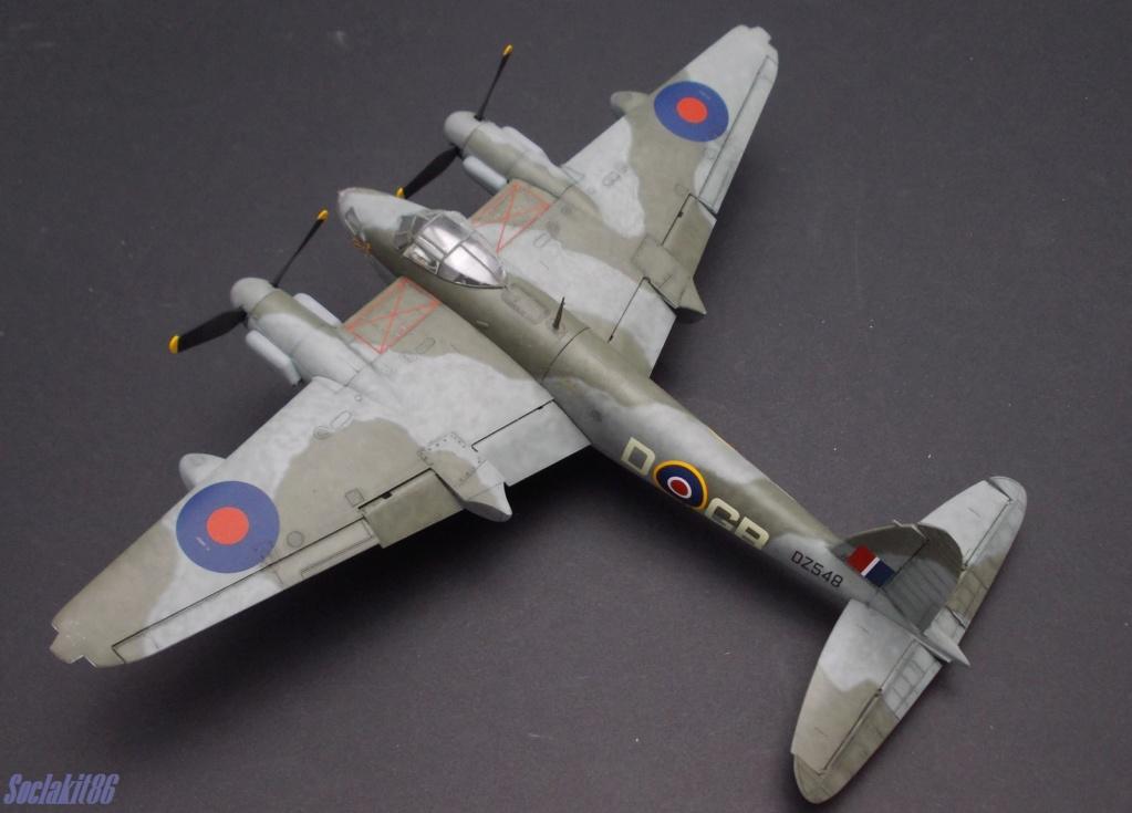 De Havilland  DH-98 Mosquito B mark IV (Revell 04555 au 1/48 ) - Page 3 M6212