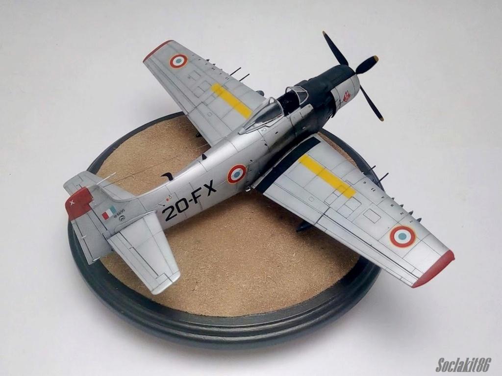 AD-4 Skyraider n°123895 /SFERMA 110 de l'EC 3/20  (Tamiya 1/48) - Page 3 M6215