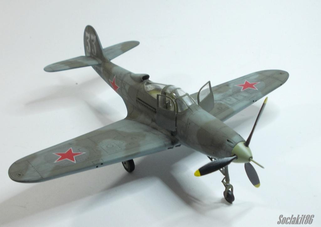 Bell P-400 aux couleurs Russes ( Eduard 1/48) - Page 3 M6311