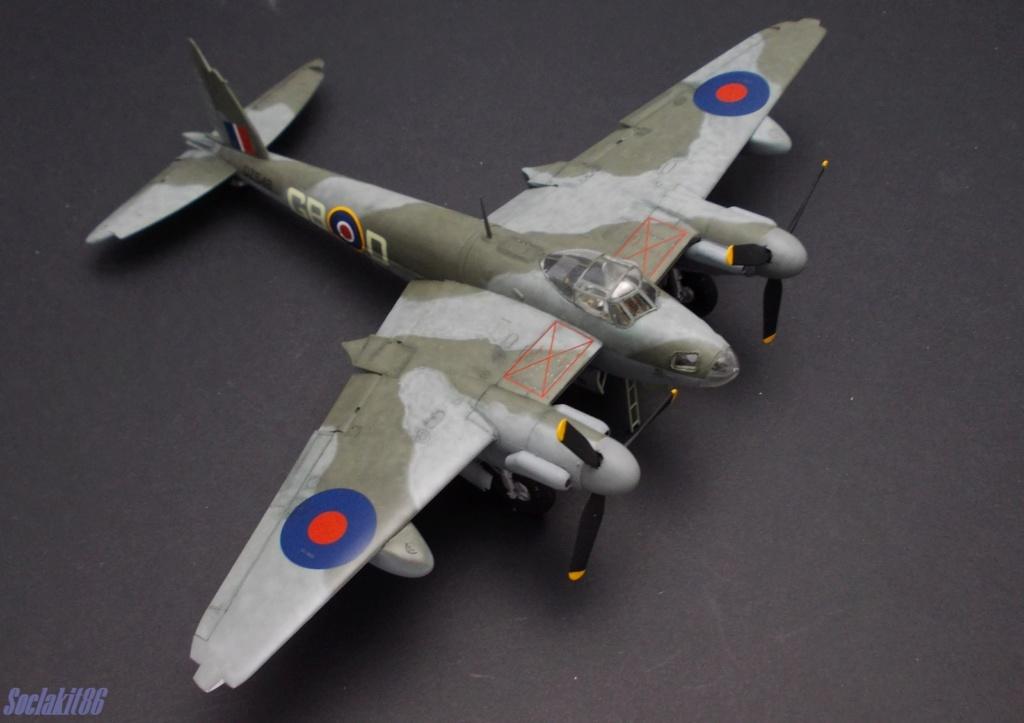 De Havilland  DH-98 Mosquito B mark IV (Revell 04555 au 1/48 ) - Page 3 M6312