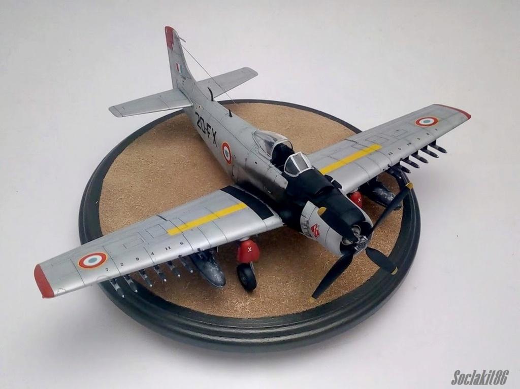 AD-4 Skyraider n°123895 /SFERMA 110 de l'EC 3/20  (Tamiya 1/48) - Page 3 M6315