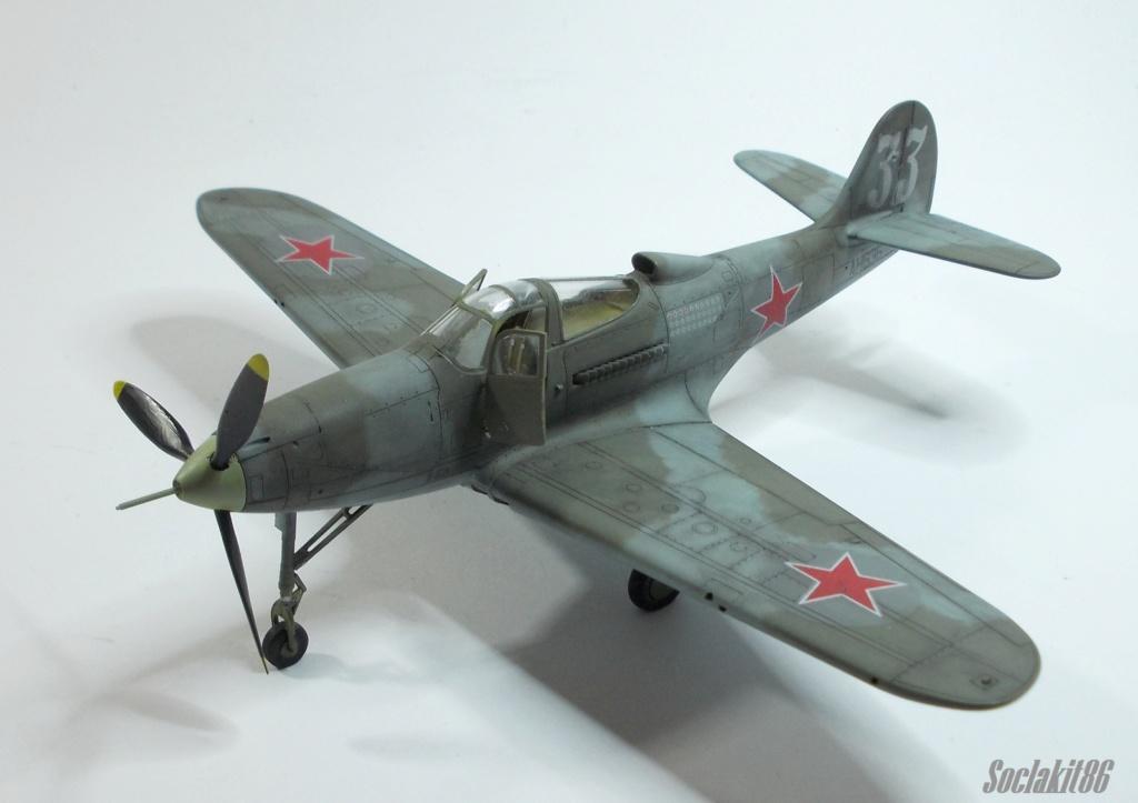 Bell P-400 aux couleurs Russes ( Eduard 1/48) - Page 3 M6411