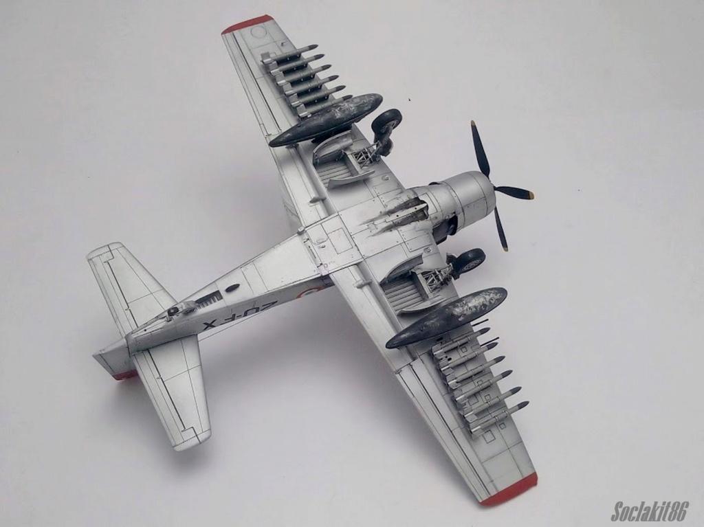 AD-4 Skyraider n°123895 /SFERMA 110 de l'EC 3/20  (Tamiya 1/48) - Page 3 M6415