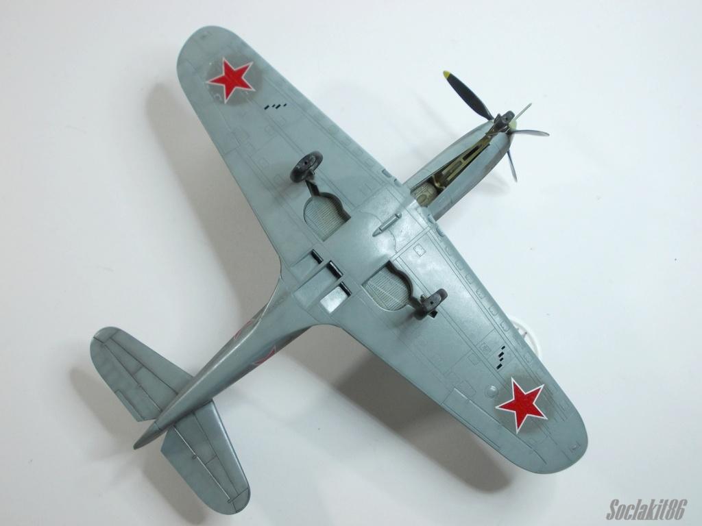 Bell P-400 aux couleurs Russes ( Eduard 1/48) - Page 3 M6511
