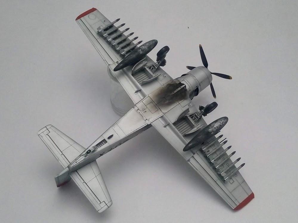 AD-4 Skyraider n°123895 /SFERMA 110 de l'EC 3/20  (Tamiya 1/48) - Page 3 M6516