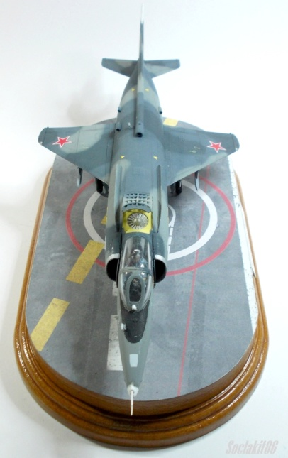 Yak-38M Forger A ( Hobby Boss 80362 1/48 ) ... - Page 5 M6610