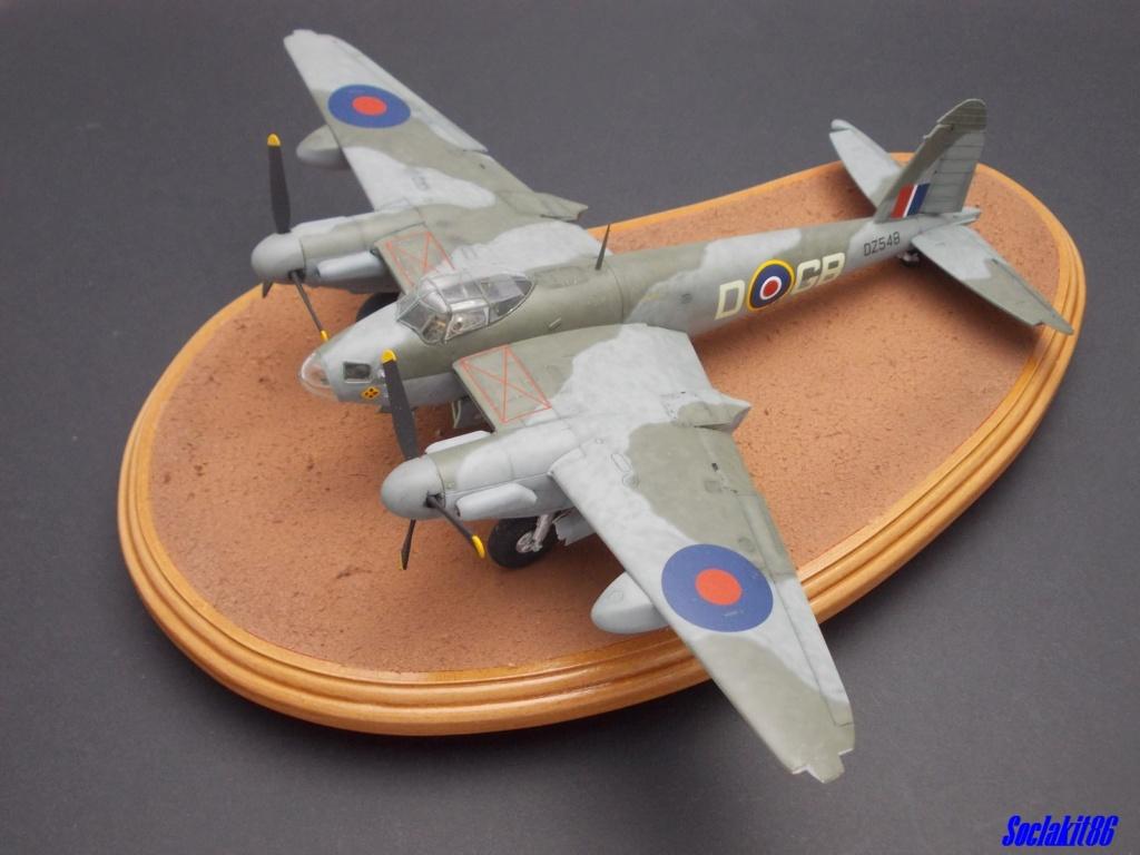 De Havilland  DH-98 Mosquito B mark IV (Revell 04555 au 1/48 ) - Page 4 M6612