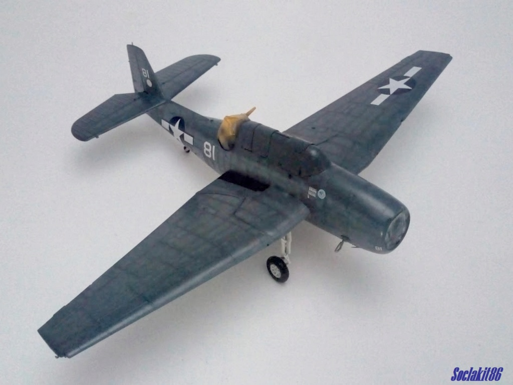 Grumman TBF-1C Avenger (Hobby Boss 1/48) - Page 3 M6614