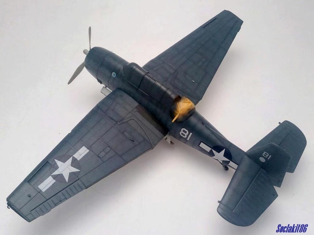 Grumman TBF-1C Avenger (Hobby Boss 1/48) - Page 3 M6615
